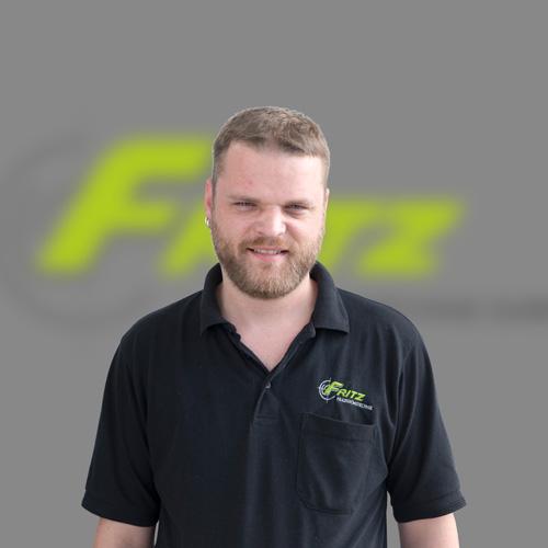 Fritz Präzisionstechnik - Dominik Fritz